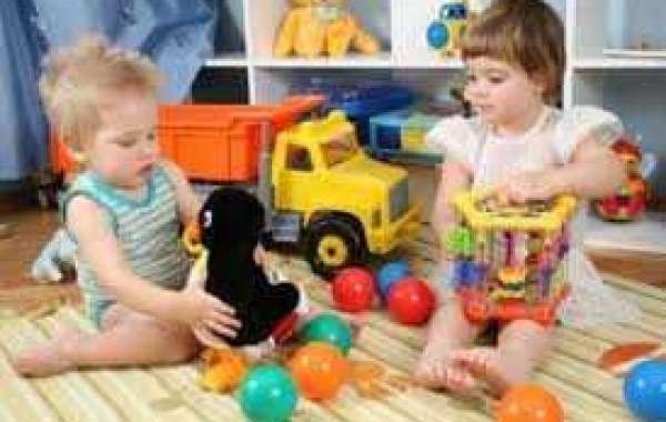 Возрастные особенности детей от 2 до 3 лет