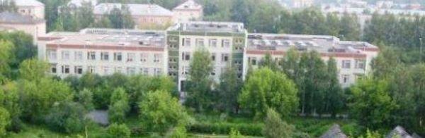 школа №96 Октябрьского района города Екатеринбурга Cover Image