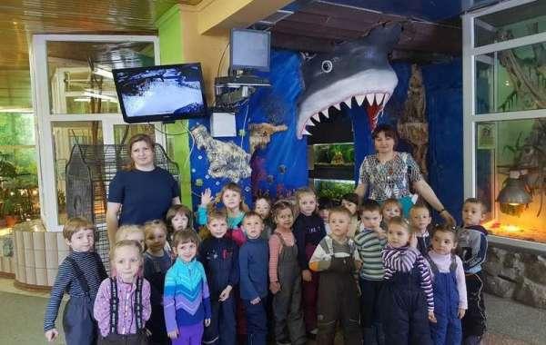 Экскурсия в Детскую экологическую станцию