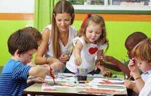 Игры для детей в доу - новые практики