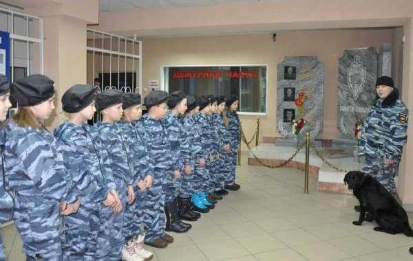 В гостях у новоуренгойской полиции