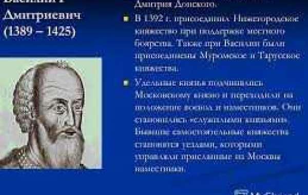Василий 1 эссе по истории 5816