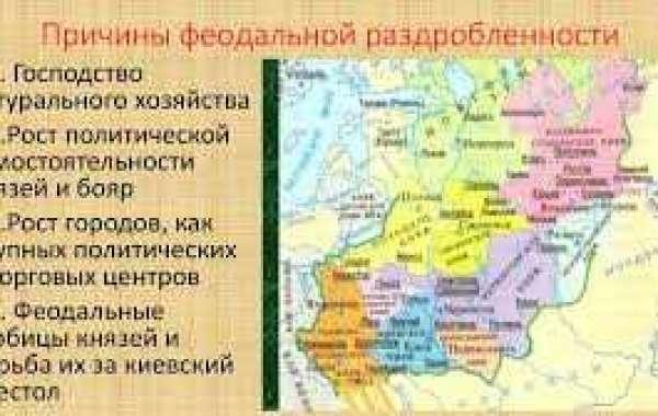 Феодальная раздробленность европы реферат 356