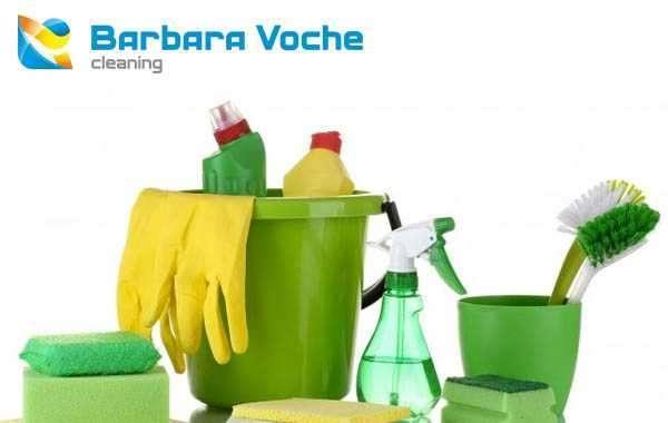 Уборка квартиры клининговой компанией Barbara Voche