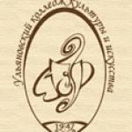 Ульяновский колледж культуры и искусства Profile Picture