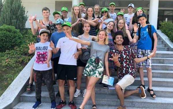 Летняя математическая школа в Болгарии