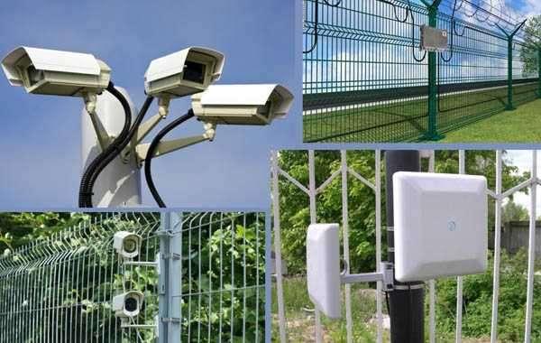 Проектирование и монтаж систем видеонаблюдения на объектах