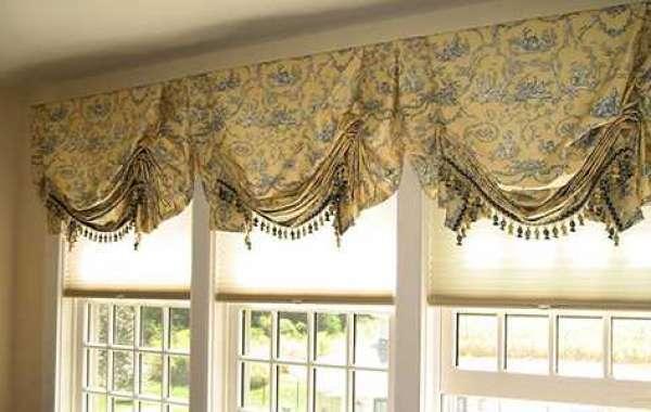 Что такое английские шторы и какие лучше выбрать?