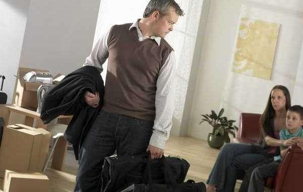 Что делать, если муж ушел из семьи?