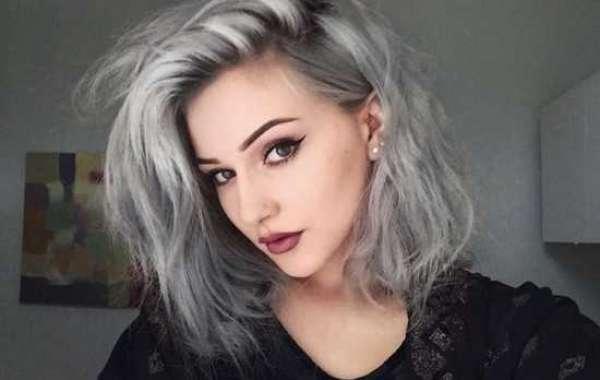 Реферат окрашивание седых волос 6318