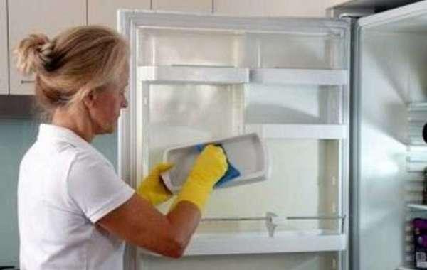 Как и чем помыть холодильник