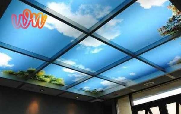 Купить потолочную светодиодную панель в Новосибирске