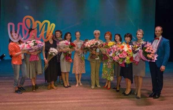 Отчётный концерт школы-студии муниципального хореографического ансамбля «Зоренька»