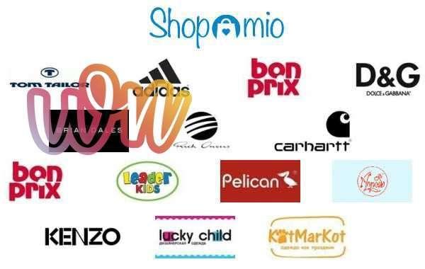 Shopomio — онлайн-шопинг