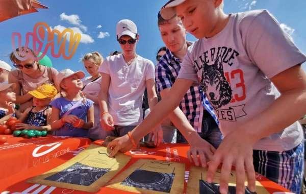 В День России ульяновцы «прогулялись» по АЭС и сыграли в «Хронограф»