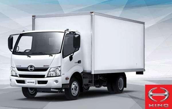 Японские грузовые автомобили от Hino Motors и оригинальные запчасти