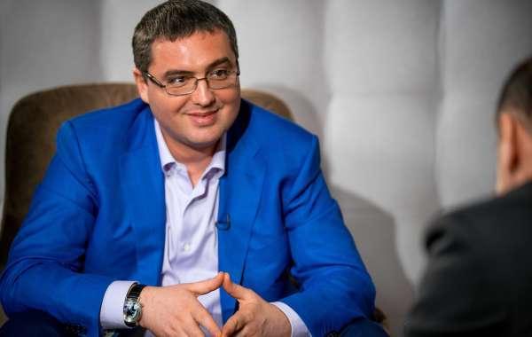 Ренато Усатый борется с коррупцией в Молдове