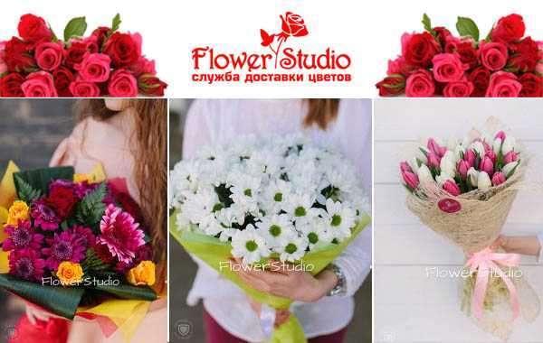 Преимущества цветов с доставкой