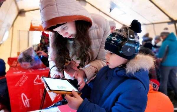 В поисках Симбирского Деда Мороза ульяновцы дошли до виртуальной АЭС