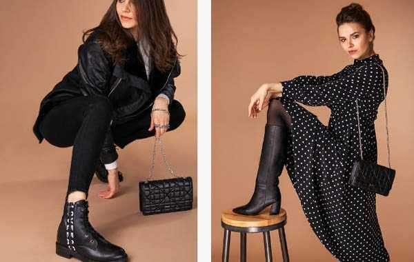 Женские ботинки: виды, секреты выбора