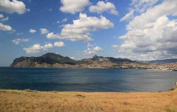 Крым. Летний отдых в Коктебеле