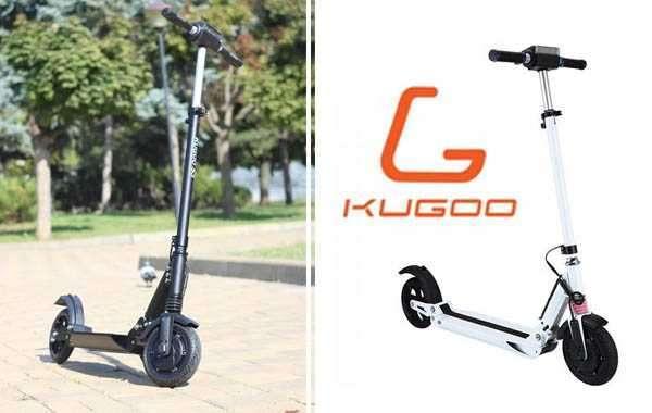 Электросамокат от KUGOO