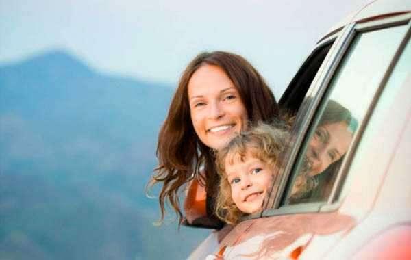 Что взять с собой в длительную поездку на машине с детьми