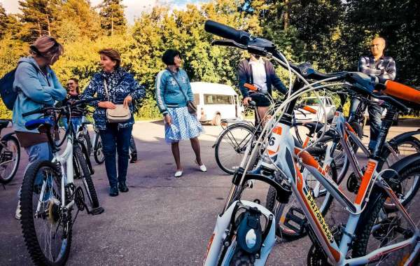 Димитровградские велосипедисты испытали свои силы в атомных головоломках