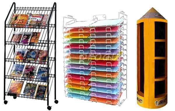 Выбираем торговое оборудование для магазин канцелярских товаров